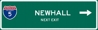 Newhall real estate information and homes for sale